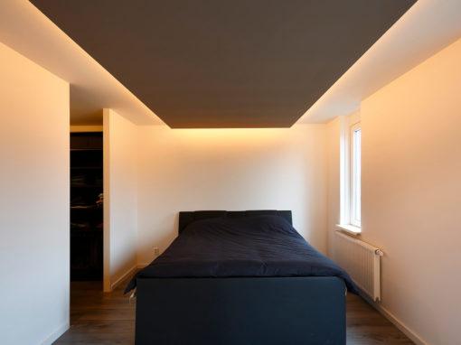 Nieuwbouw woonhuis in Amsterdam